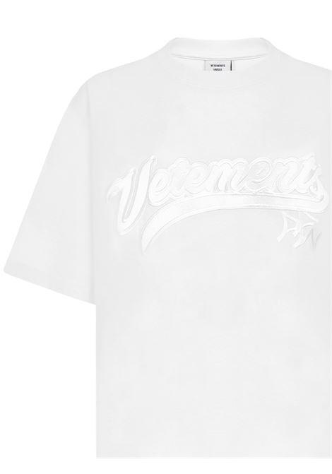 Vetements t-shirt Vetements | 8 | UAH21TR5161610WHITE