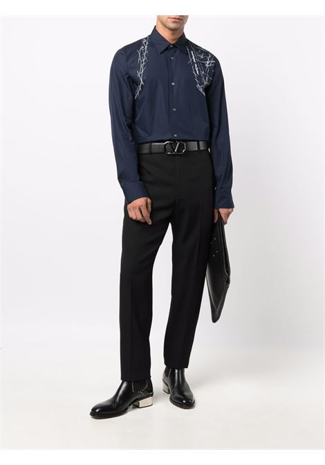 Alexander McQueen Shirt Alexander McQueen | -1043906350 | 666262QRO254200