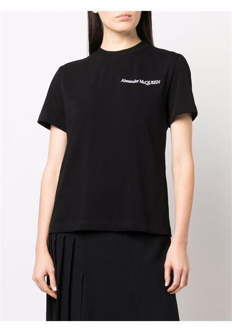 Alexander McQueen T-shirt Alexander McQueen   8   672374QLABM1000