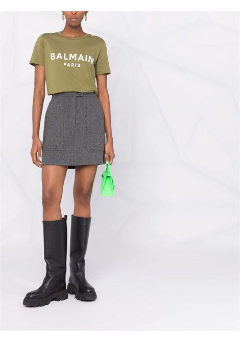 Balmain Paris T-shirt  Balmain Paris   8   WF0EF005B091UDK