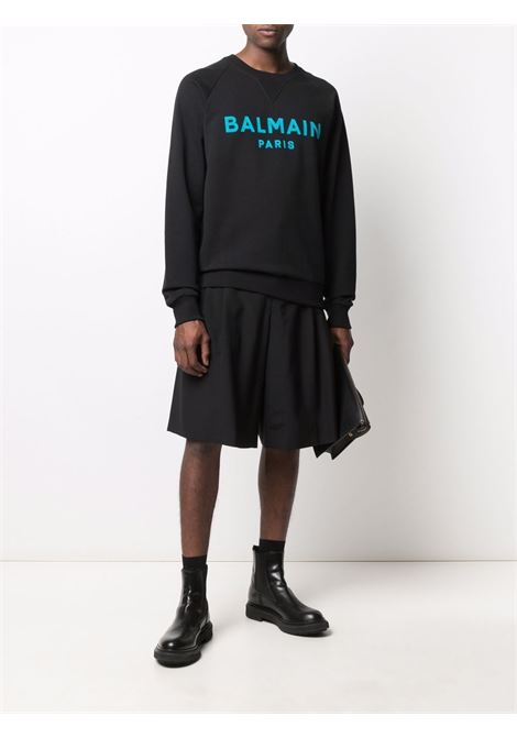 Balmain Paris Sweatshirt Balmain Paris | -108764232 | WH1JQ005B125EDN