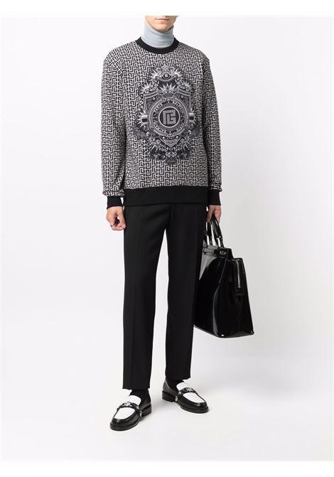Balmain Paris Sweatshirt Balmain Paris   -108764232   WH1JQ040G072GFE