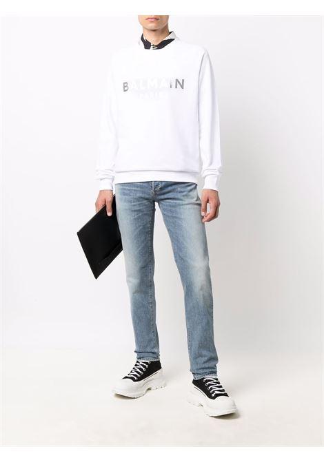 Balmain Paris Jeans  Balmain Paris   24   WH1MH000145D6FF