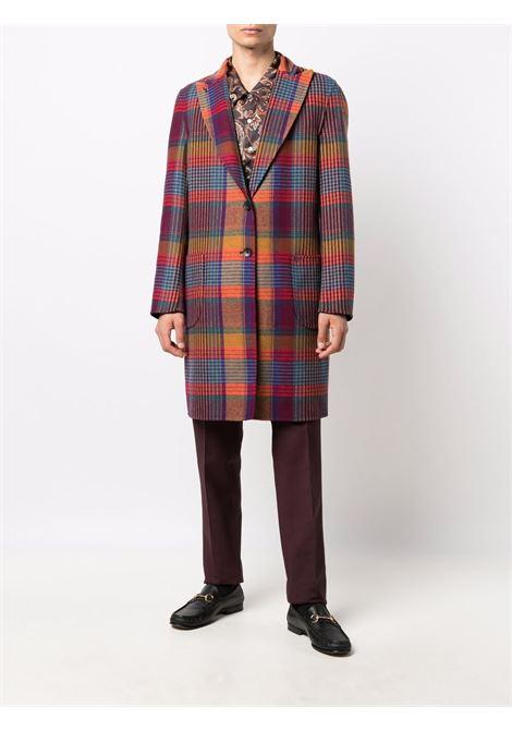 Etro Coat Etro | 17 | 1C3420115200