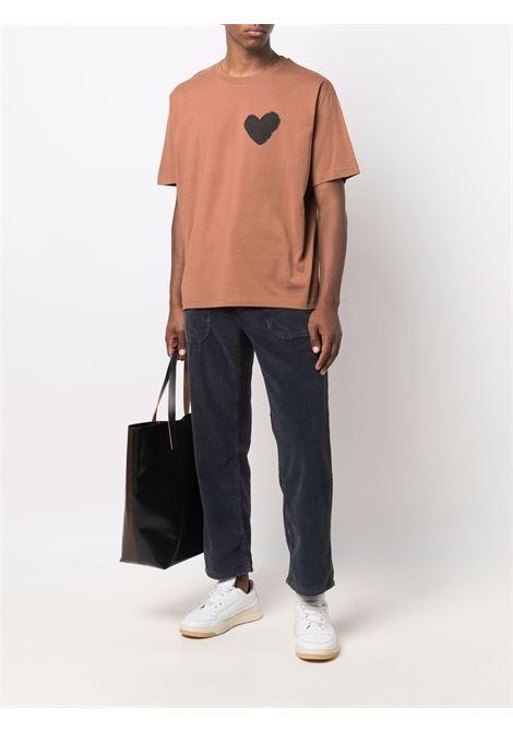 Haikure Lennie Heart T-shirt Haikure   8   HEM54048TJ054T0470BK