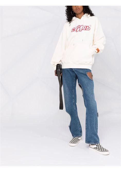 Heron Preston Sweatshirt Heron Preston | -108764232 | HWBB020F21JER0050425