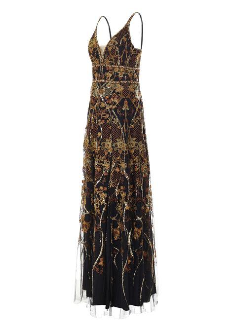 Marchesa Notte Long Dress Marchesa Notte | 11 | N48G2547BLACK