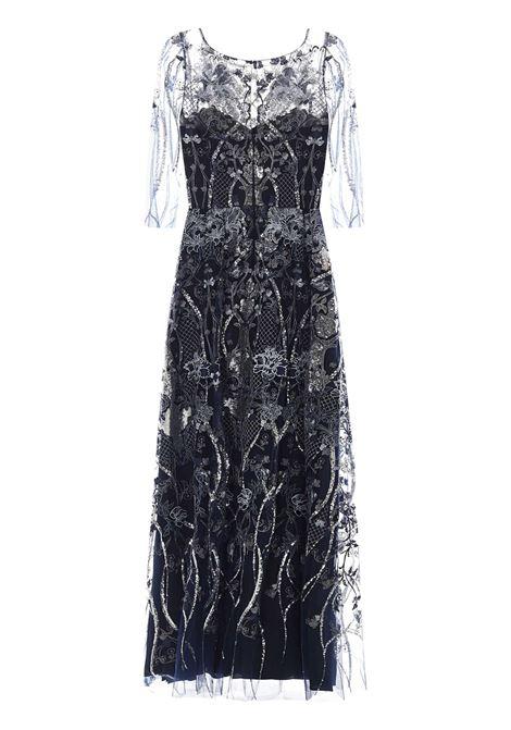 Marchesa Notte Long Dress Marchesa Notte | 11 | N48G2548NAVY