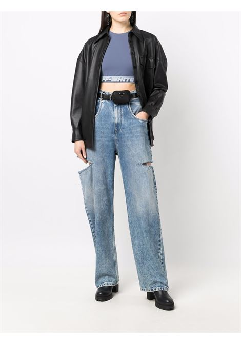 Off-White Top  Off-White | 40 | OWVO039F21JER0010600