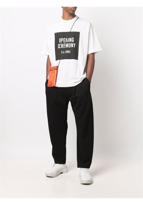 OPENING CEREMONY Bonded Trousers Opening Ceremony | 1672492985 | YMCA009F21FLE0011005