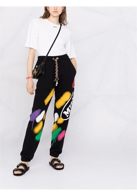 Palm Angels X Missoni Trousers  Palm Angels | 1672492985 | PWCH006F21FLE0021001