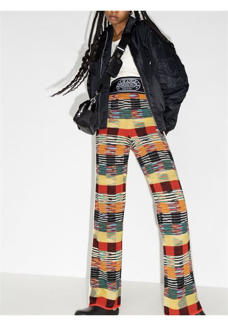 Palm Angels X Missoni Trouser Palm Angels | 1672492985 | PWHG006F21KNI0018401
