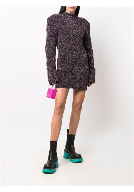The Attico Mini Dress The Attico | 11 | 214WCK14PA13021B