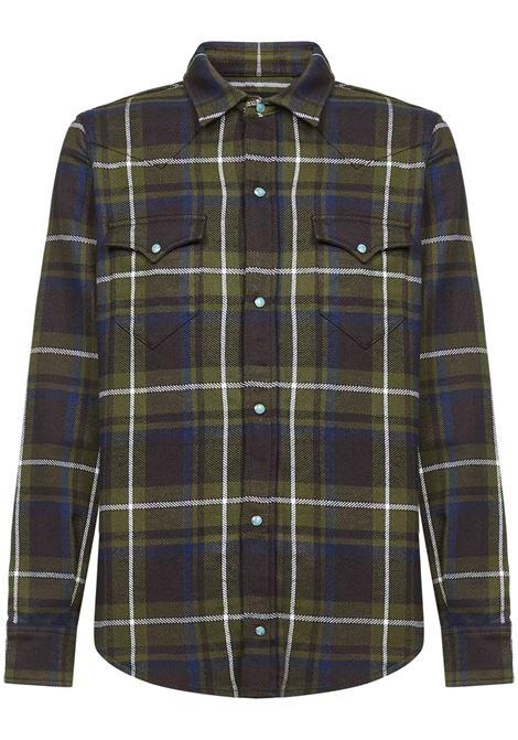 Alanui Laguna Colorada Shirt Alanui | -1043906350 | LMGA006F21FAB0015685