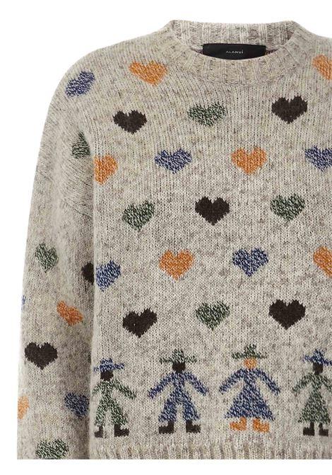 Alanui Love Each Other Sweater Alanui | 7 | LWHE036F21KNI0018585