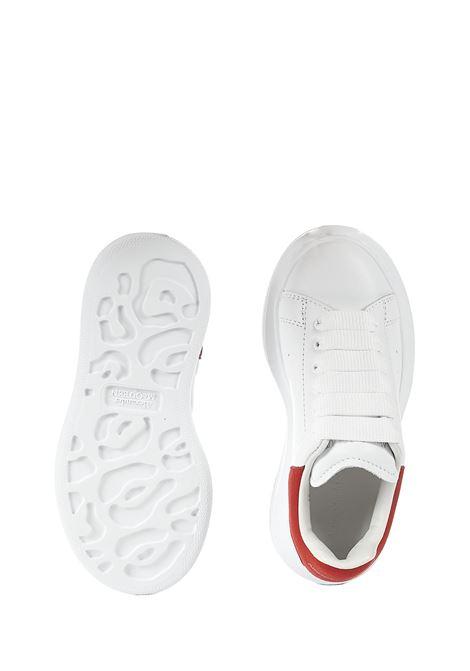 Alexander McQueen Kids Oversize Sneakers  Alexander McQueen Kids | 1718629338 | 587691WHX129676