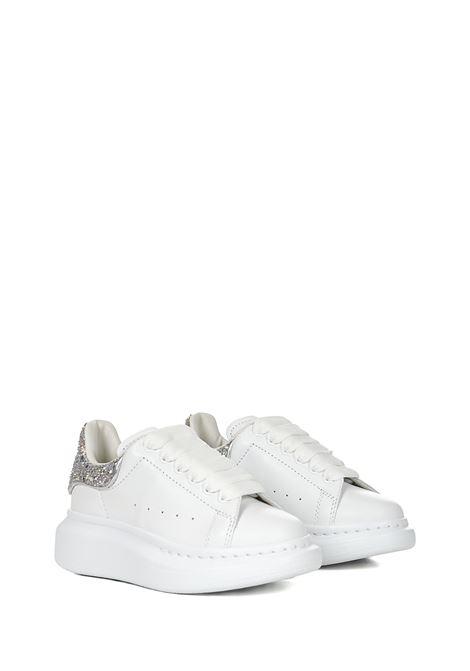 Alexander McQueen Kids Oversize Sneakers Alexander McQueen Kids | 1718629338 | 612099WHX1Z9413