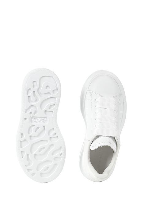 Alexander McQueen Kids Oversize Sneakers Alexander McQueen Kids | 1718629338 | 667305WIAH19000