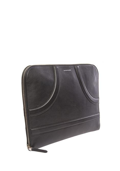 Alexander McQueen briefcase Alexander McQueen | 1898923656 | 474532D780N1000