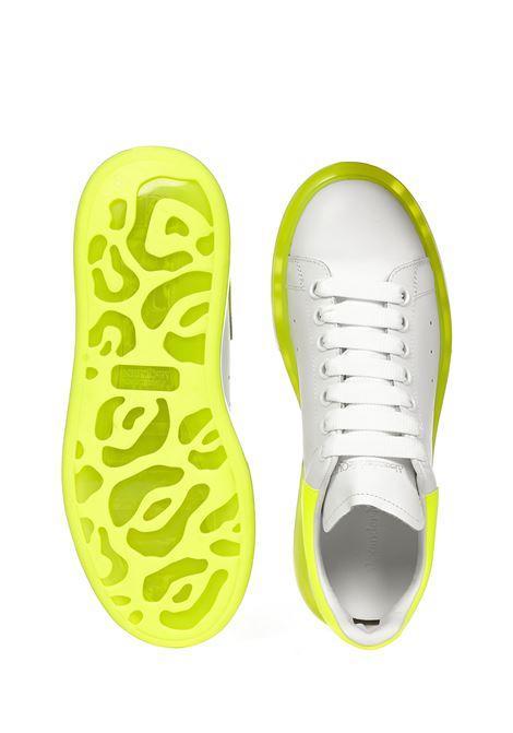Alexander McQueen Larry Sneakers Alexander McQueen | 1718629338 | 604232WHX9W9179