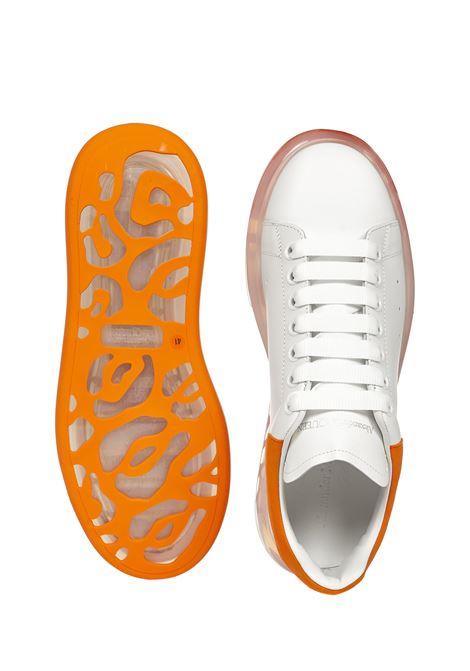 Alexander McQueen Larry Sneakers Alexander McQueen | 1718629338 | 604232WHXMA9745