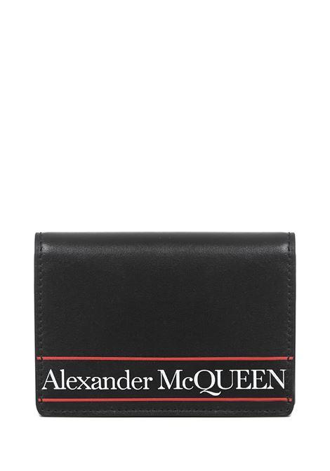 Alexander McQueen Wallet  Alexander McQueen | 63 | 6255251SJ0B1092