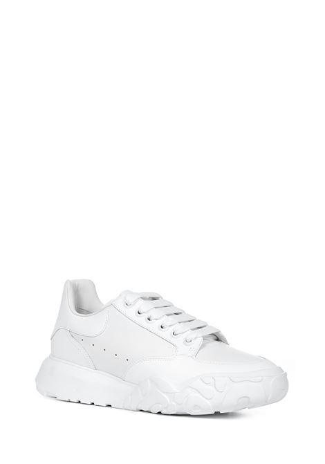 Alexander McQueen Court Sneakers  Alexander McQueen | 1718629338 | 634619WHZ949000