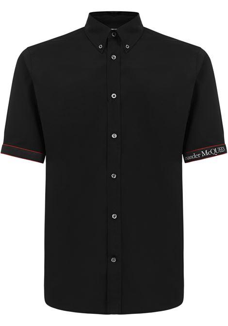 Alexander McQueen Brad Pitt Shirt Alexander McQueen | -1043906350 | 642400QRN441000