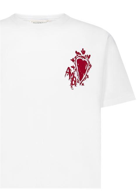 Alexander McQueen T-shirt Alexander McQueen | 8 | 666611QRZ900900