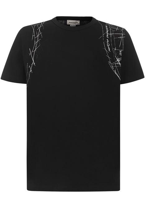 Alexander McQueen T-shirt Alexander McQueen | 8 | 666622QRZ6A0901