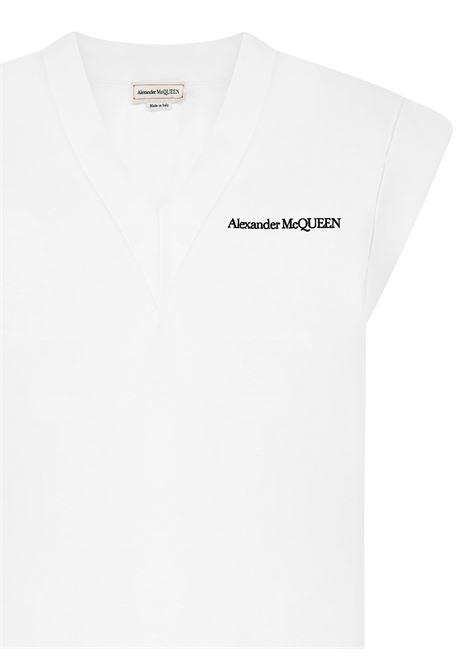 Alexander McQueen T-shirt  Alexander McQueen | 8 | 666885QLAAA9000
