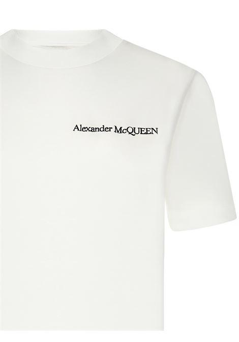 Alexander McQueen T-shirt Alexander McQueen | 8 | 672374QLABM9015