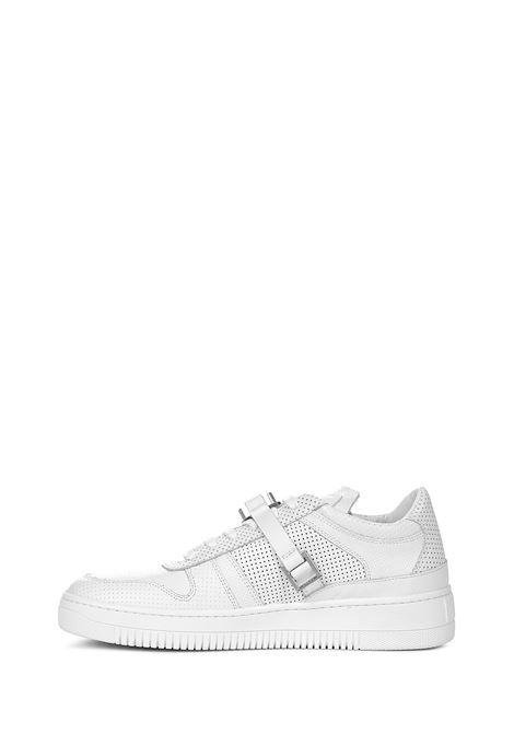 Alyx Buckle Sneakers Alyx   1718629338   AAUSN0014LE01WHT0001