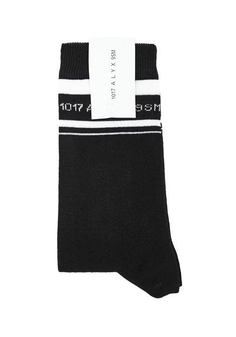 Alyx Socks Alyx | -1289250398 | AAUSS0020FA01BLK0001