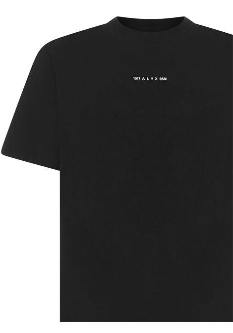 Alyx T-shirt  Alyx | 8 | AAUTS0232FA01BLK0001
