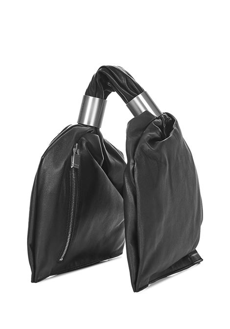 Alyx Tri Segment Small Handbag Alyx   77132927   AAWSB0042LE01BLK0001