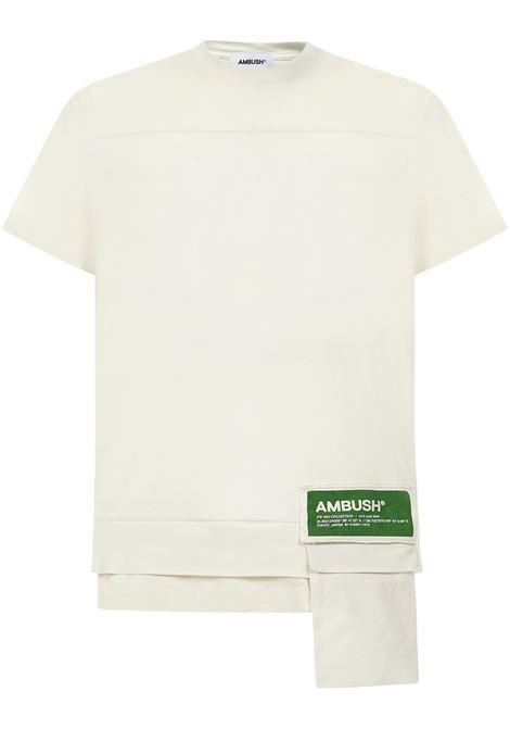 Ambush Waist Pocket T-shirt  Ambush | 8 | BMAA004F21JER0010358