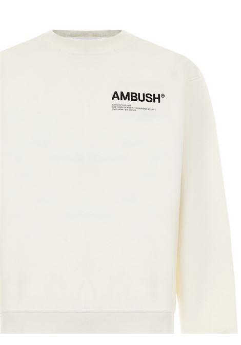 Ambush Workshop Sweatshirt Ambush | -108764232 | BMBA021F21FLE0010310
