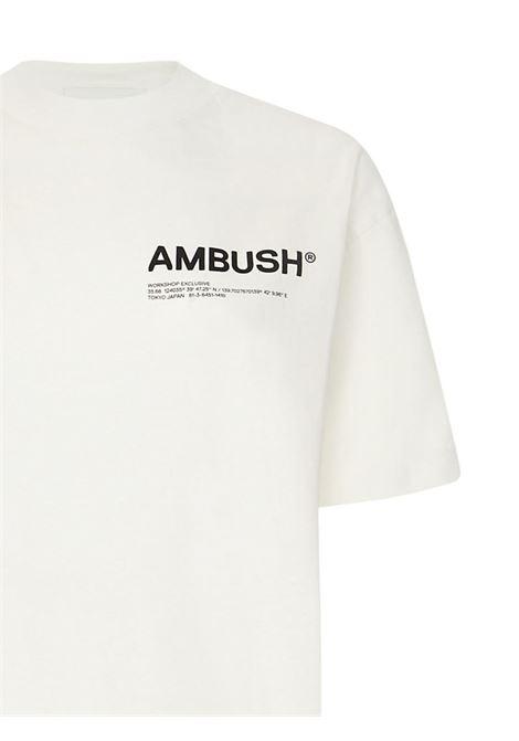 Ambush Workshop T-shirt Ambush | 8 | BWAA022F21JER0010310