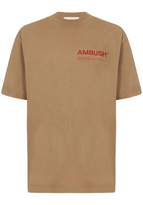 Ambush Workshop T-shirt Ambush | 8 | BWAA022F21JER0016225