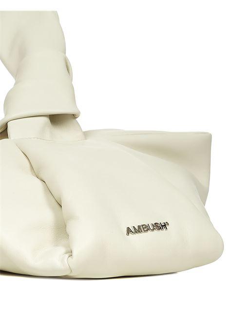 Ambush Twist Tote Bag Ambush | 77132927 | BWNP001S21LEA0010372