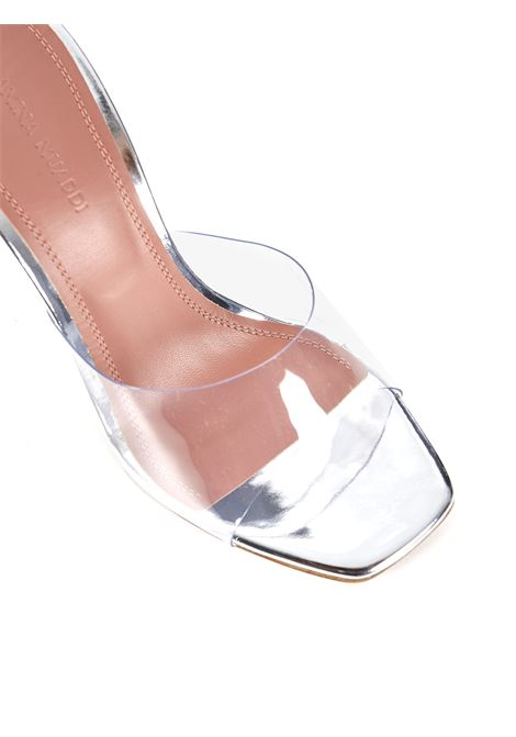 Amina Muaddi Lupita Glass Sandals Amina Muaddi | 813329827 | LUPITAGLASSTRASPARENT
