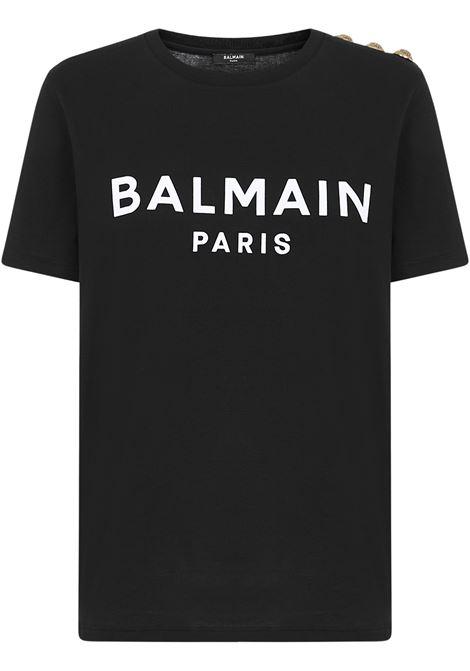 BALMAIN PARIS T-Shirt Balmain Paris | 8 | UF01350I321EAB