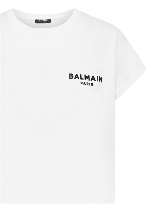 Balmain Paris T-shirt  Balmain Paris | 8 | UF11351I382GAB