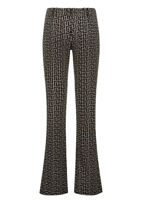Balmain Paris Trousers Balmain Paris | 1672492985 | VF0PP015W126GFE