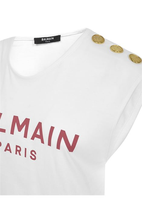Balmain Paris T-shirt Balmain Paris | 8 | VF11000B001GBY