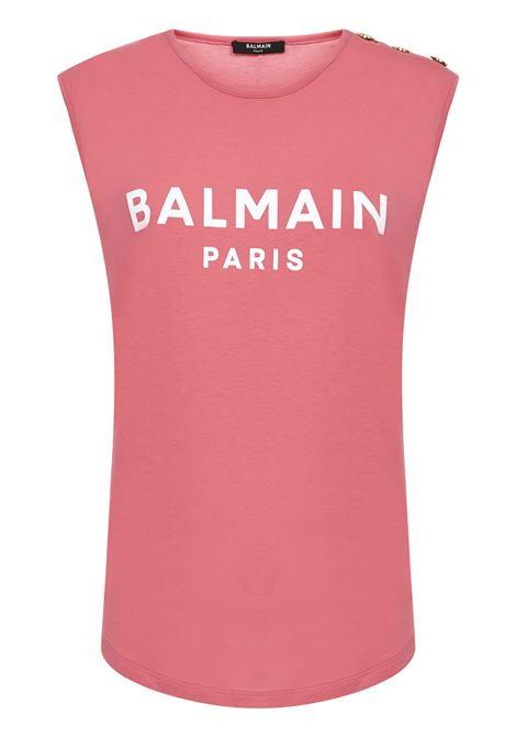 Balmain Paris T-shirt Balmain Paris | 8 | VF11000B001OAJ
