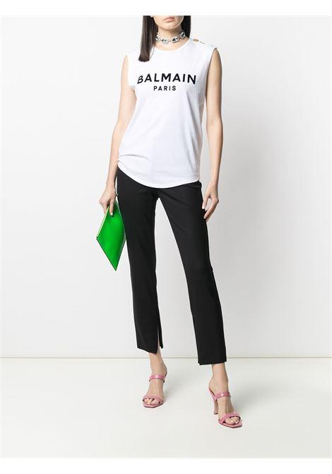 Balmain Paris T-shirt  Balmain Paris | 8 | VF11000B012GAB