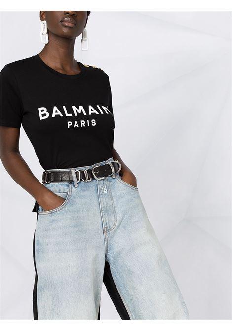 Balmain Paris T-shirt  Balmain Paris | 8 | VF11350B001EAB