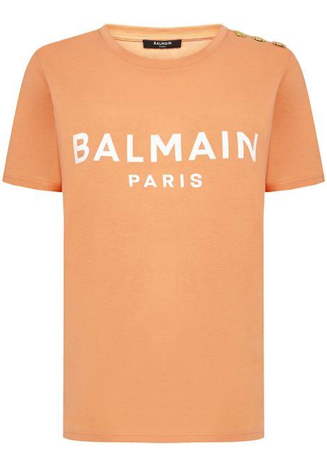 Balmain Paris T-shirt  Balmain Paris | 8 | VF11350B001KAK